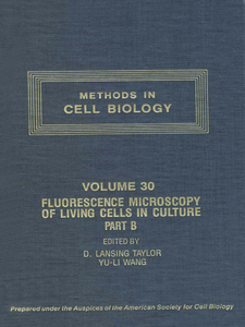 Ebook in inglese METHODS IN CELL BIOLOGY,VOL 30 CTH -, -