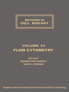 Foto Cover di METHODS IN CELL BIOLOGY,VOLUME 33 CTH, Ebook inglese di  edito da Elsevier Science