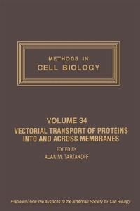 Ebook in inglese Vectorial Transport of Proteins into and across Membranes -, -