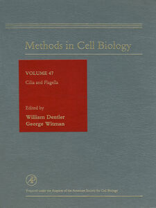 Foto Cover di Cilia and Flagella, Ebook inglese di  edito da Elsevier Science