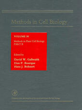 Methods in Plant Cell Biology, Part B