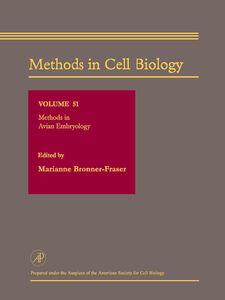 Ebook in inglese Methods in Avian Embryology