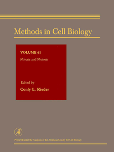 Ebook in inglese Mitosis and Meiosis -, -