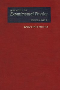 Ebook in inglese Solid State Physics. Part A -, -