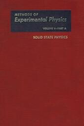 Solid State Physics. Part A