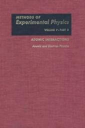 Atomic and Electron Physics
