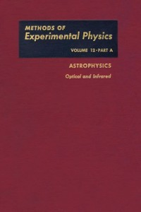 Ebook in inglese Astrophysis Optical and Infrared -, -