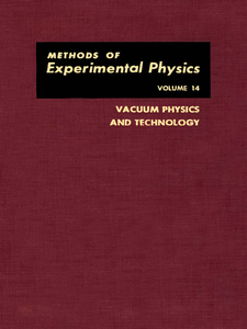 Ebook in inglese Vacuum Physics and Technology -, -