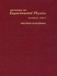 Ebook in inglese Neutron Scattering -, -