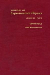 Ebook in inglese Geophysics Field Measurements -, -