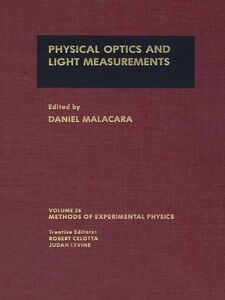 Ebook in inglese Physical Optics and Light Measurements -, -