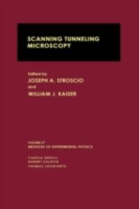 Ebook in inglese Scanning Tunneling Microscopy