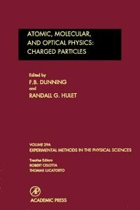 Ebook in inglese Atomic, Molecular, and Optical Physics: Charged Particles -, -