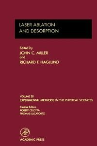 Ebook in inglese Laser Ablation and Desorption -, -