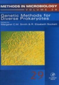 Foto Cover di Genetic Methods for Diverse Prokaryotes, Ebook inglese di  edito da Elsevier Science
