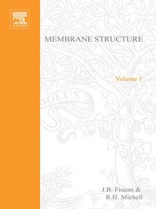 Ebook in inglese Membrane Structure