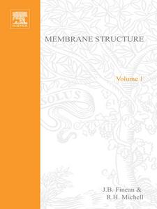 Ebook in inglese Membrane Structure -, -