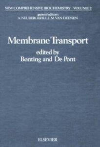 Foto Cover di Membrane transport, Ebook inglese di  edito da Elsevier Science