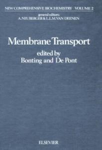 Ebook in inglese Membrane transport -, -