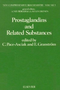 Ebook in inglese Prostaglandins and related substances -, -