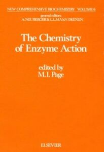 Ebook in inglese Chemistry of enzyme action -, -