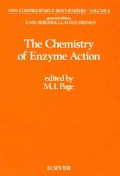 Chemistry of enzyme action