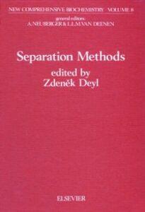 Ebook in inglese Separation methods -, -
