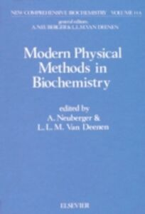 Ebook in inglese Modern physical methods in biochemistry PART A -, -