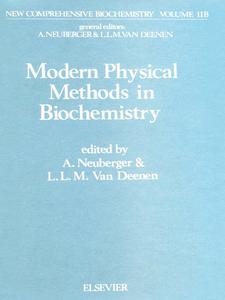 Ebook in inglese Modern Physical Methods in Biochemistry, Part B -, -