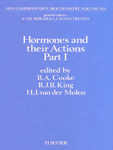 Ebook in inglese Hormones and their Actions, Part 1 -, -