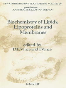 Ebook in inglese Biochemistry of Lipids, Lipoproteins and Membranes -, -