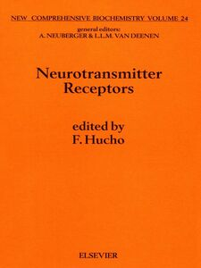 Foto Cover di Neurotransmitter Receptors, Ebook inglese di F. Hucho, edito da Elsevier Science