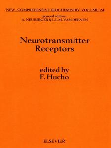 Ebook in inglese Neurotransmitter Receptors -, -