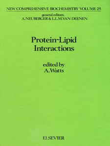 Ebook in inglese Protein-Lipid Interactions -, -