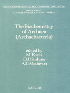 Ebook in inglese The Biochemistry of Archaea (Archaebacteria) -, -