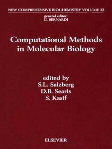 Foto Cover di Computational Methods in Molecular Biology, Ebook inglese di AA.VV edito da Elsevier Science