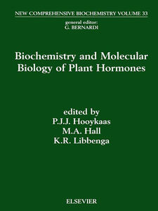 Ebook in inglese Biochemistry and Molecular Biology of Plant Hormones -, -