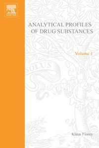 Ebook in inglese Profiles of Drug Substances, Excipients and Related Methodology vol 1