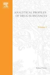 Profiles of Drug Substances, Excipients and Related Methodology vol 1