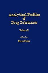 Profiles of Drug Substances, Excipients and Related Methodology vol 5