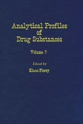 Profiles of Drug Substances, Excipients and Related Methodology vol 7