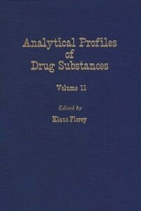 Ebook in inglese Profiles of Drug Substances, Excipients and Related Methodology vol 11