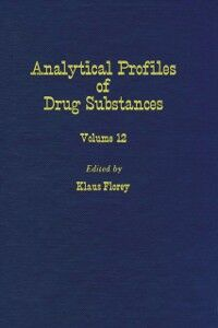 Ebook in inglese Profiles of Drug Substances, Excipients and Related Methodology vol 12