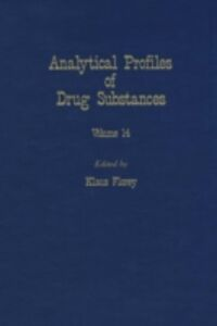 Ebook in inglese Profiles of Drug Substances, Excipients and Related Methodology vol 14