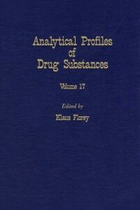 Foto Cover di Profiles of Drug Substances, Excipients and Related Methodology vol 17, Ebook inglese di  edito da Elsevier Science