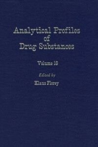 Ebook in inglese Profiles of Drug Substances, Excipients and Related Methodology vol 18