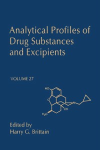 Ebook in inglese Analytical Profiles of Drug Substances and Excipients -, -