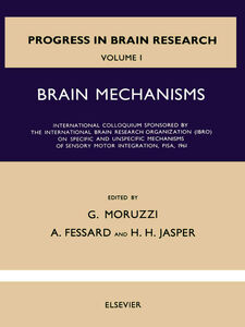 Ebook in inglese Brain Mechanisms