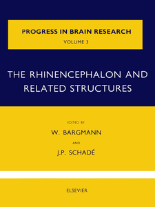Ebook in inglese The Rhinencephalon and Related Structures -, -
