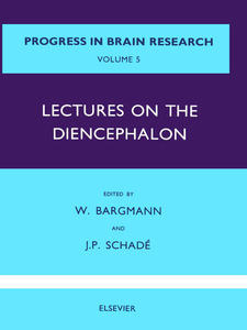 Ebook in inglese Lectures on the Diencephalon -, -
